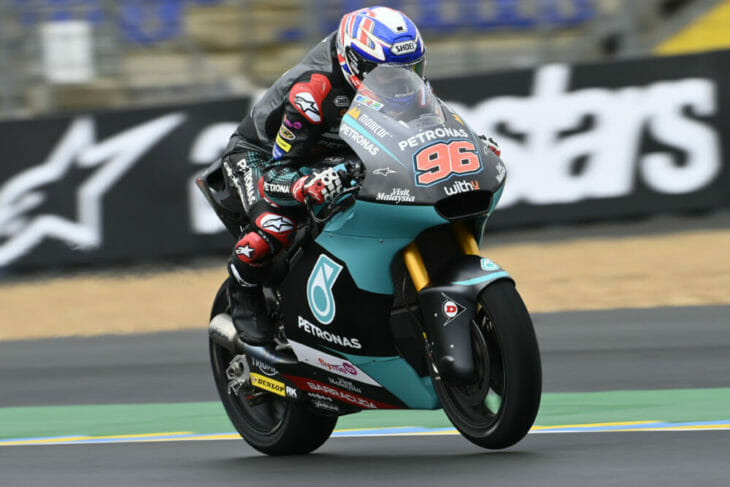 2020 French MotoGP Results Friday Dixon