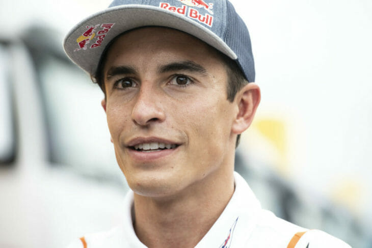 2020 French MotoGP news and results Marquez