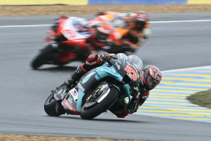 2020 French MotoGP news and results Yamaha