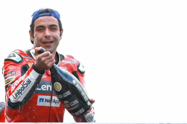 2020 French MotoGP news and results Petrucci wins