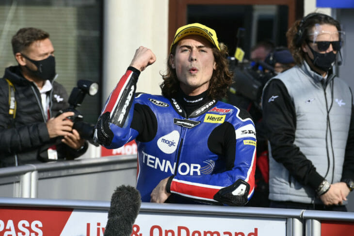 2020 French MotoGP Results Roberts
