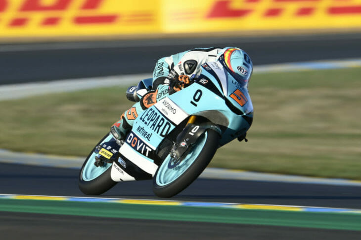 2020 French MotoGP Results Masia