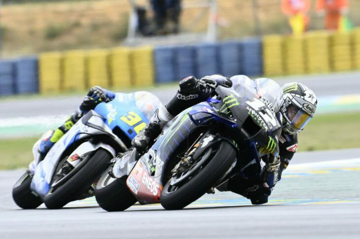 2020 French MotoGP Vinales
