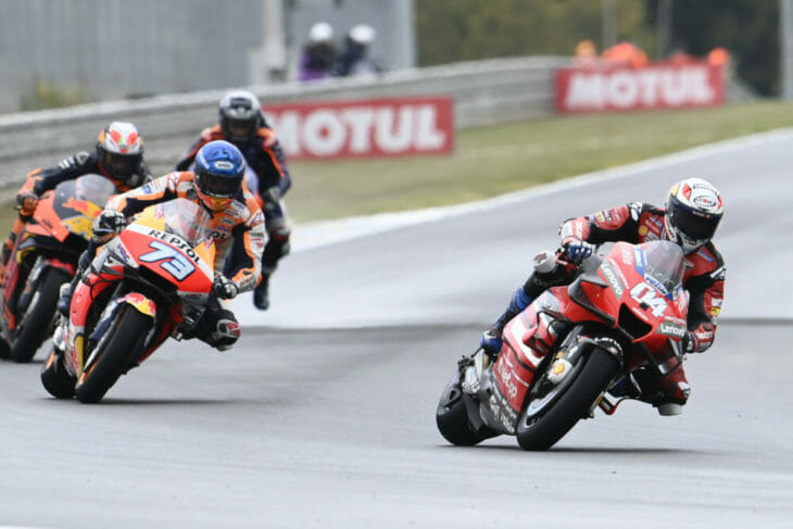 2020 French MotoGP Dovi