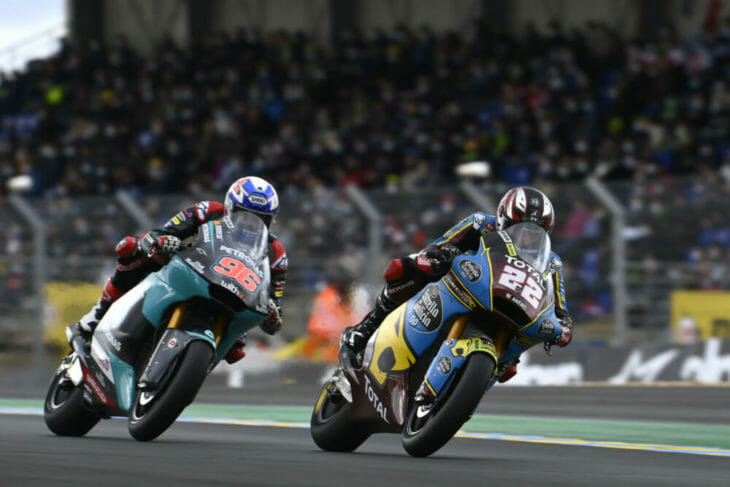 2020 French MotoGP Lowes