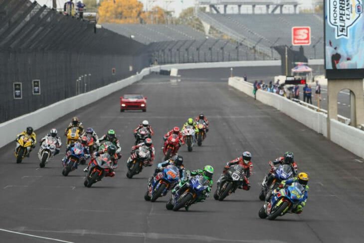 2020 MotoAmerica Indianapolis Superbike Elias