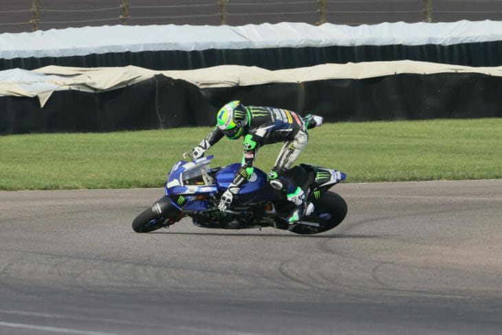 2020 MotoAmerica Indianapolis Superbike Beaubier