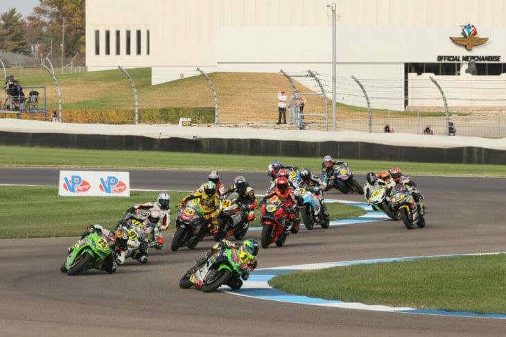 2020 MotoAmerica Indianapolis Junior Cup Landers
