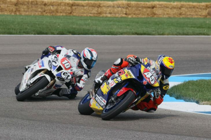 2020 MotoAmerica Indianapolis Stock 1000 Petersen Wyman