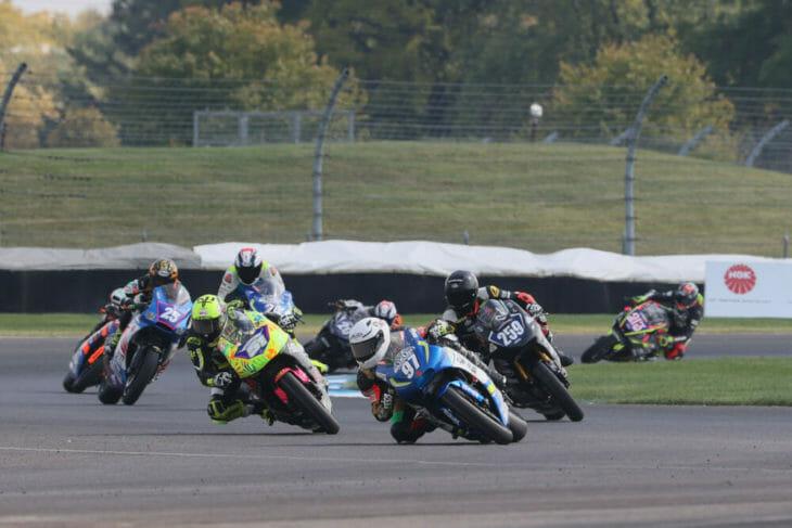 2020 MotoAmerica Indianapolis Twins Cup Landers