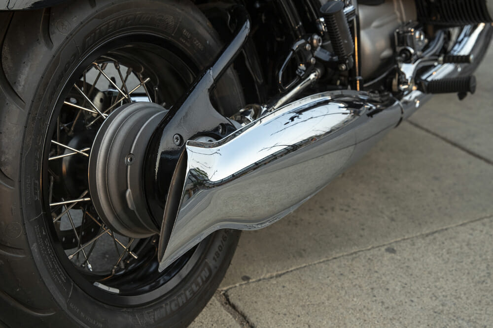 2021 BMW R 18 Exhaust