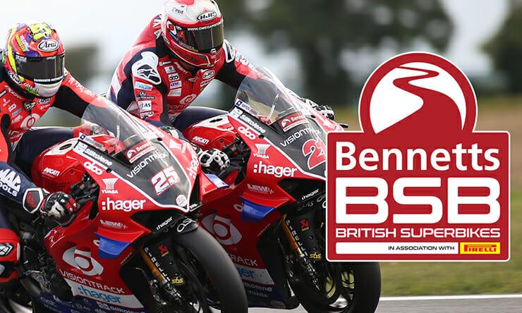 2021 Bennetts British Superbikes Calendar updated