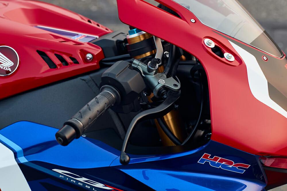 2021 Honda CBR1000RR-R Fireblade SP Brembo Master Cylinder