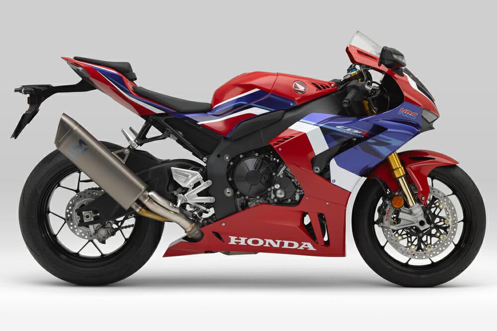 2021 Honda CBR1000RR-R Fireblade SP Specifications