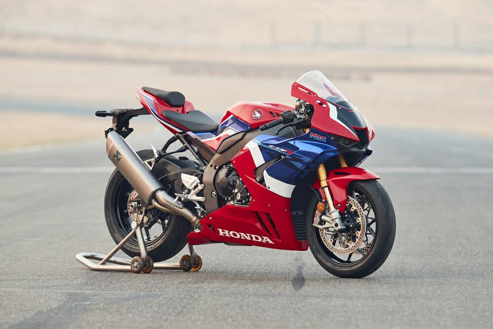 2021 Honda CBR1000RR-R Fireblade SP right side