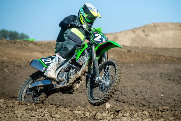 Cycle News Review 2021 Kawasaki KX250