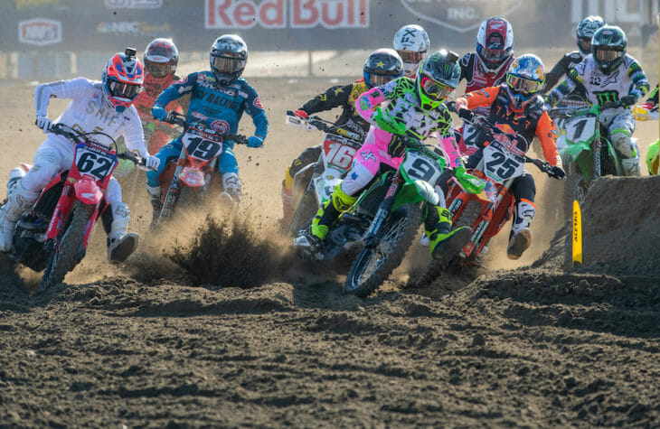 2021 Supercross And Motocross Numbers