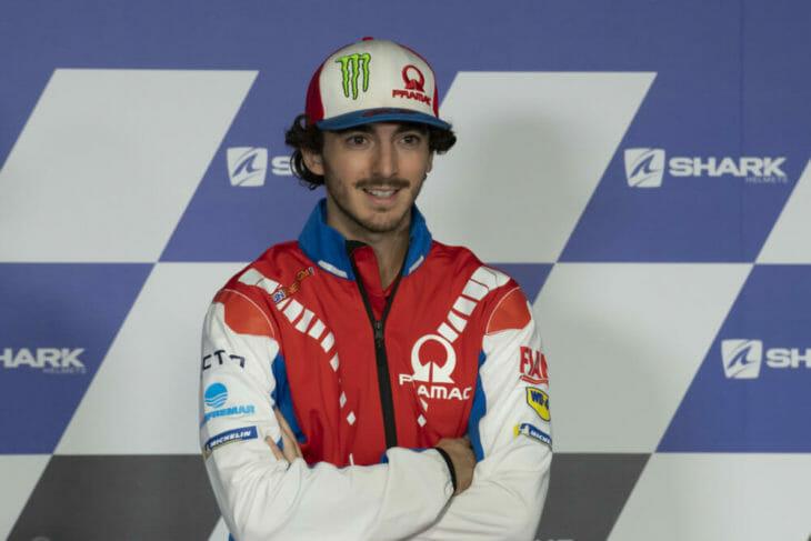 2020 French MotoGP news Bagnaia