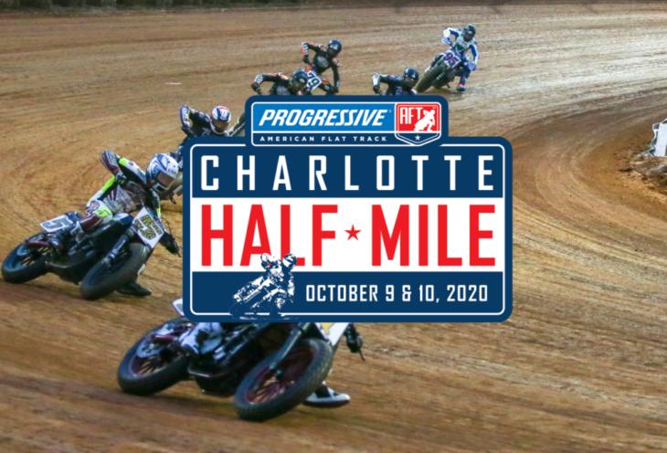 Charlotte Half-Mile doubleheader