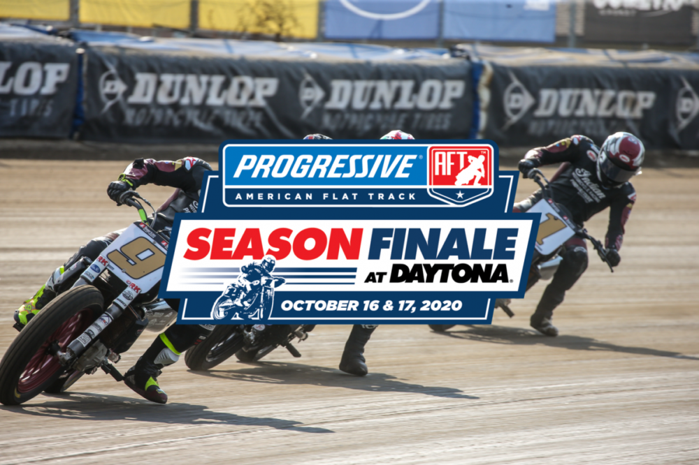 AFT SuperTwins Champion to be Crowned in Progressive AFT Finale at DAYTONA