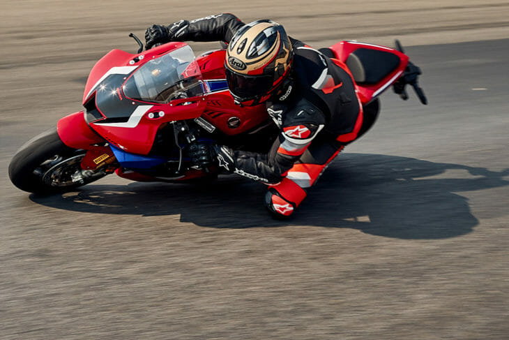 2021 Honda CBR1000RR-R Fireblade SP Review