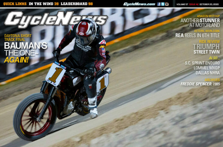 Cycle News Magazine 2020 Issue 42
