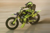 Dainese Flat Track Master   The Art of Motorcycle Control With Valentino and the Academy