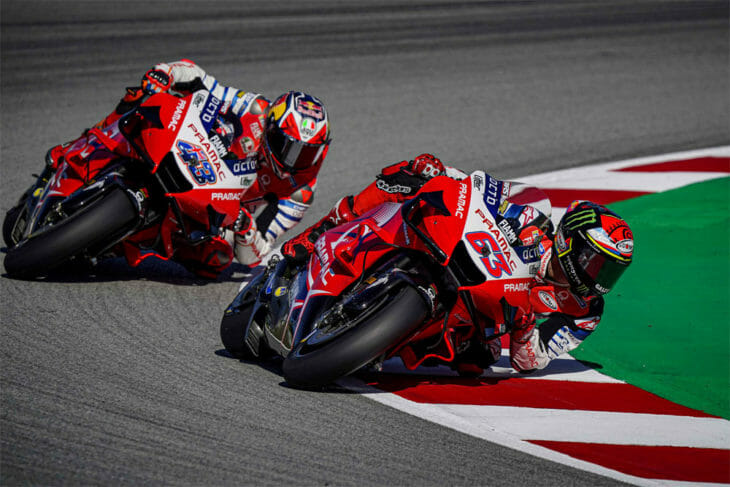 Motogp News And Results Cycle News