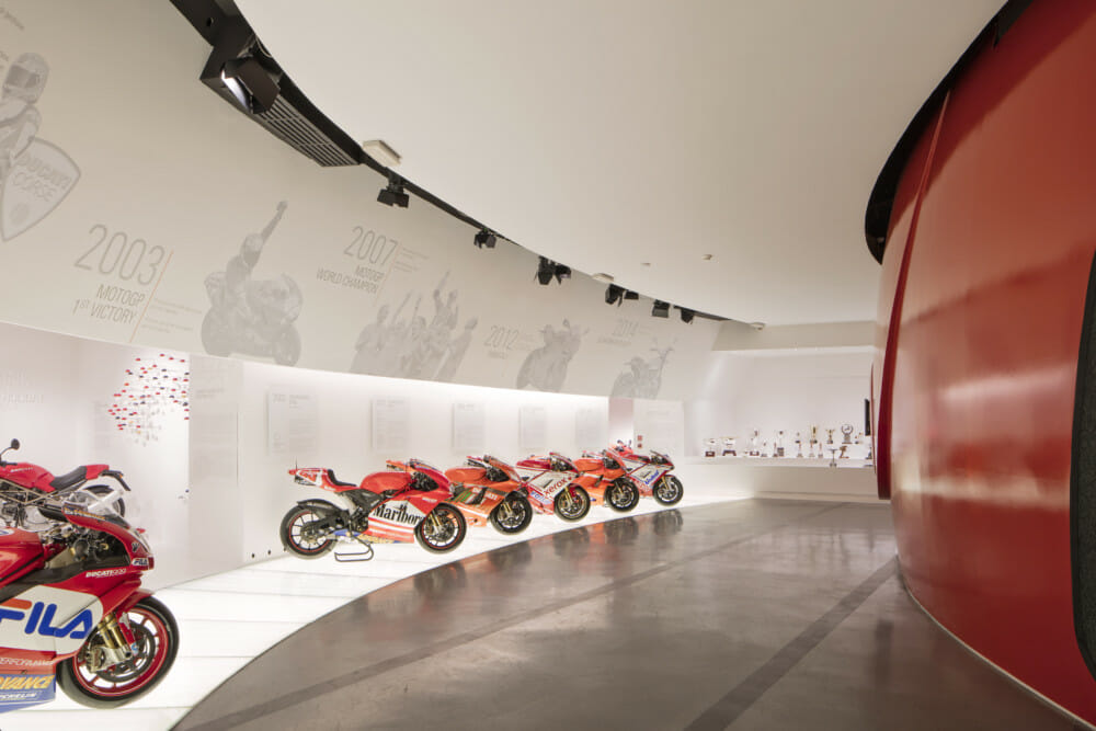 Ducati Museum | Borgo Panigale Experience