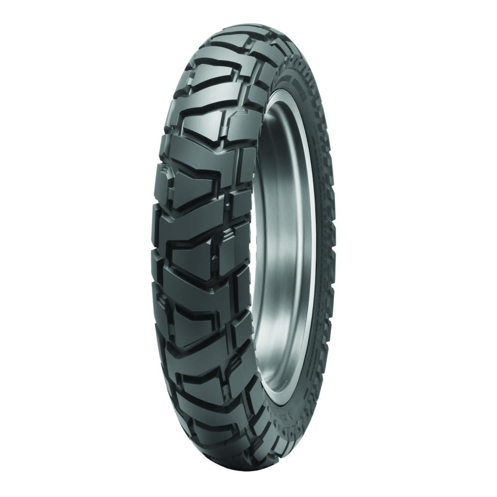 Dunlop Trailmax Mission ADV rear tire