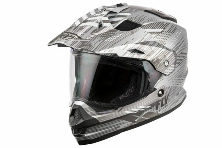 Fly Racing 2021 Trekker Quantum Helmet
