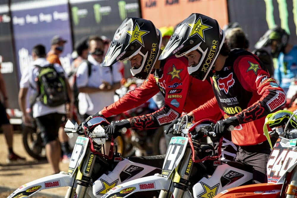 Jed Beaton at 2020 FIM MXGP of Spain