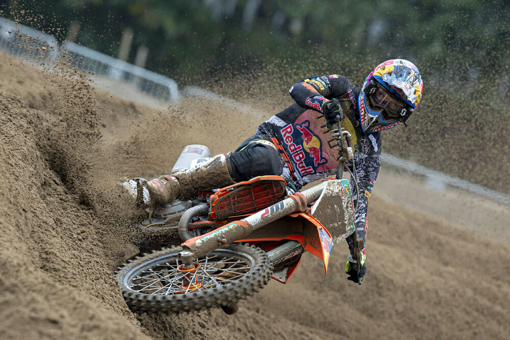 Jorge Prado Photo: KTM