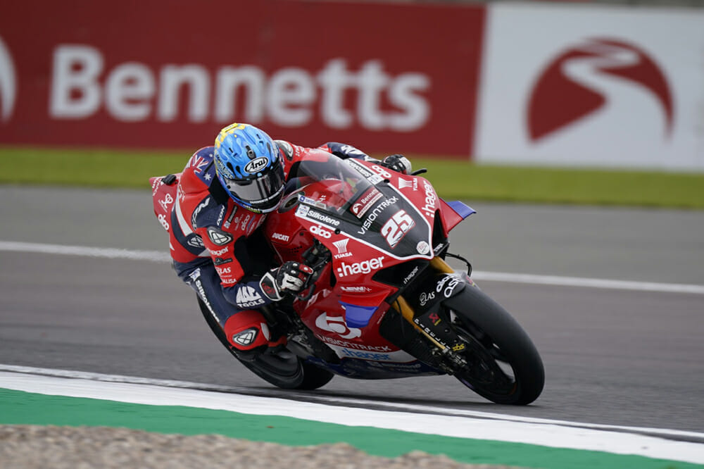 2020 British Superbike Donington Results