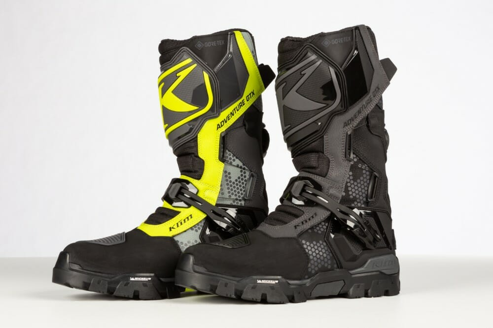 Klim Adventure GTX Boots colors