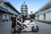 Klock Werks Sponsoring Travis Wyman Racing BMW
