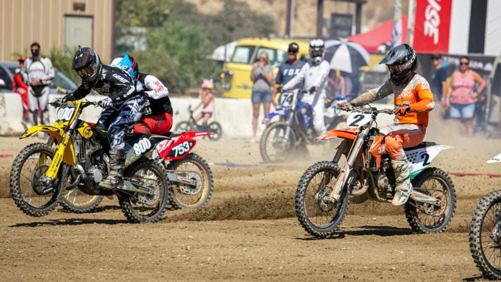 2020 Two-Stroke World Championships Results