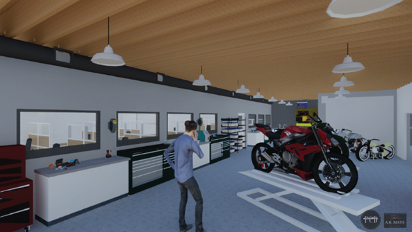 Powerhouse Brands – Performance Machine, Progressive Suspension and Burly Brand to Move to State of the Art Facility in Cerritos CA