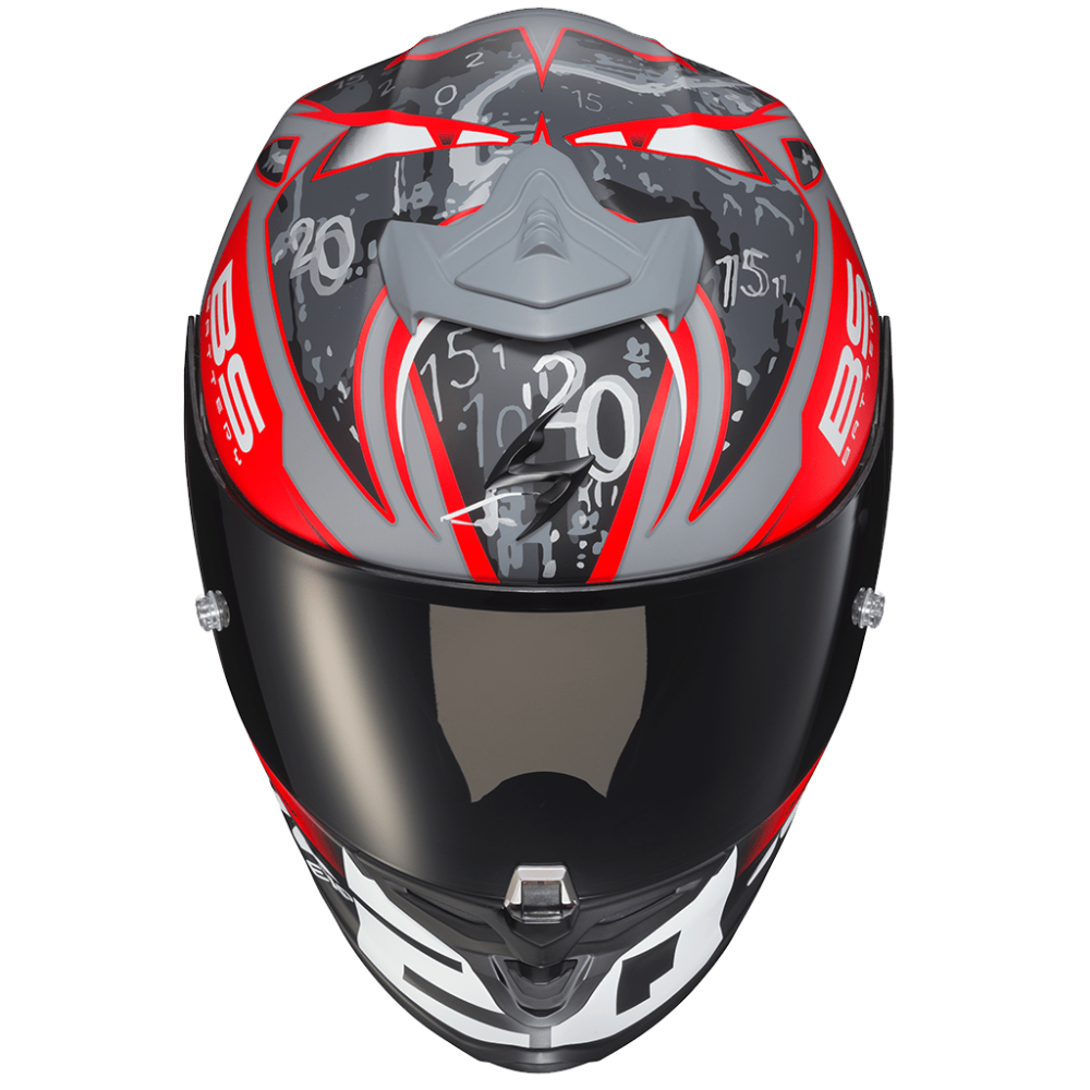 Scorpion EXO-R1 Air Fabio Quartararo helmet