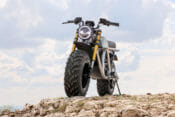 All-electric Volcon Grunt off-road vehicle