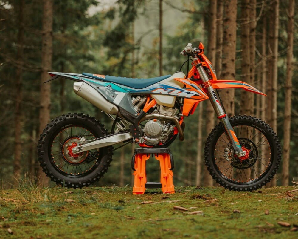 Factory-replica 2021 KTM 350 EXC-F WESS