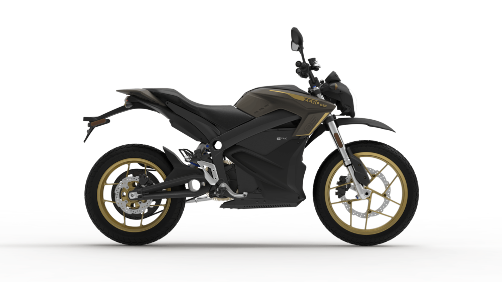 Zero Motorcycles 2021 DSR