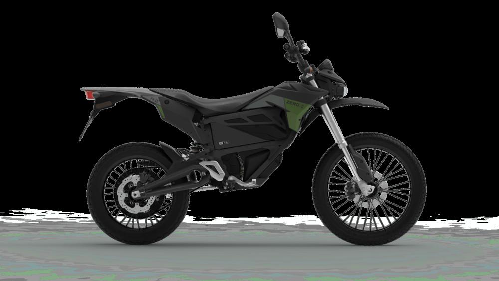 Zero Motorcycles 2021 FX