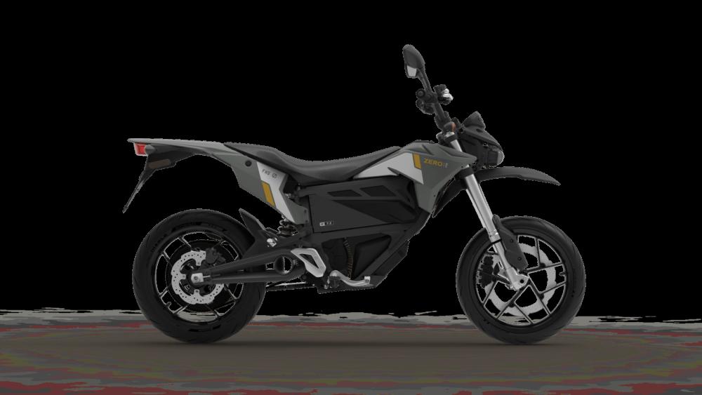 Zero Motorcycles 2021 FXS
