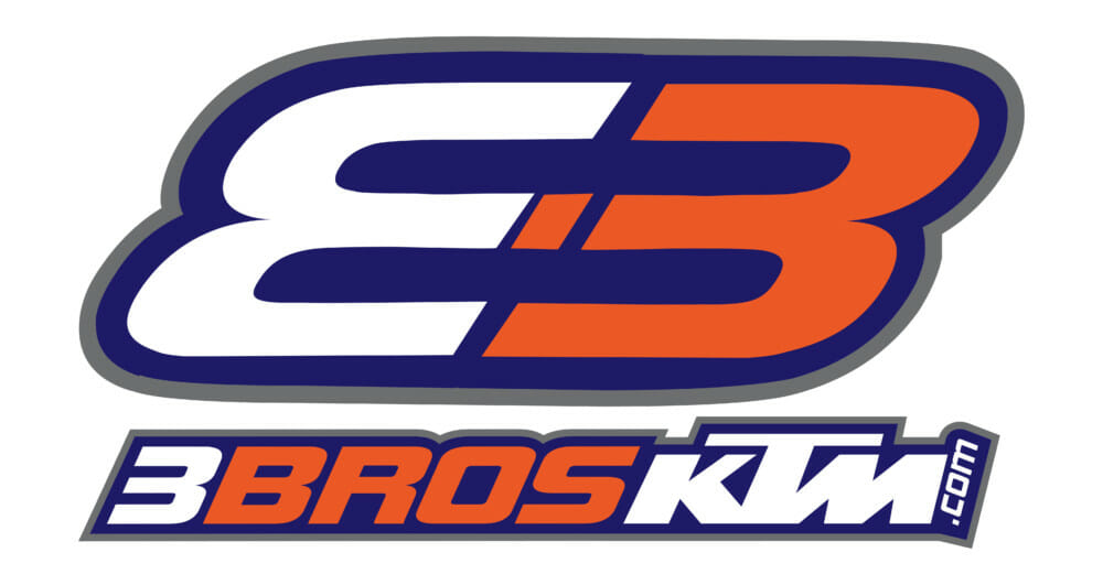 2020 3 Bros 24 Hour Endurance Race Logo