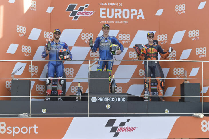 2020-European-MotoGP-Results-and-News-podium