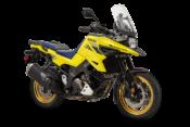 2020 Suzuki V-Strom 1050 First Look