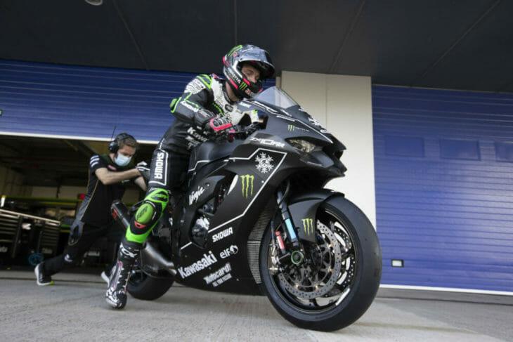 2020 Jerez WorldSBK test Lowes