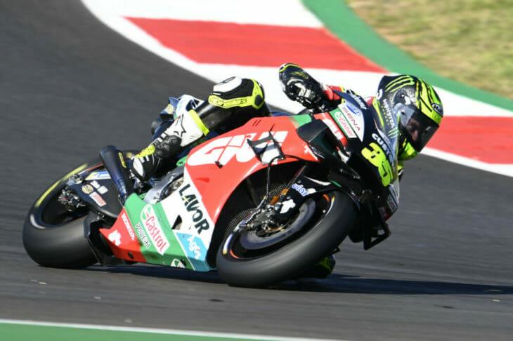 2020 Portuguese MotoGP Crutchlow