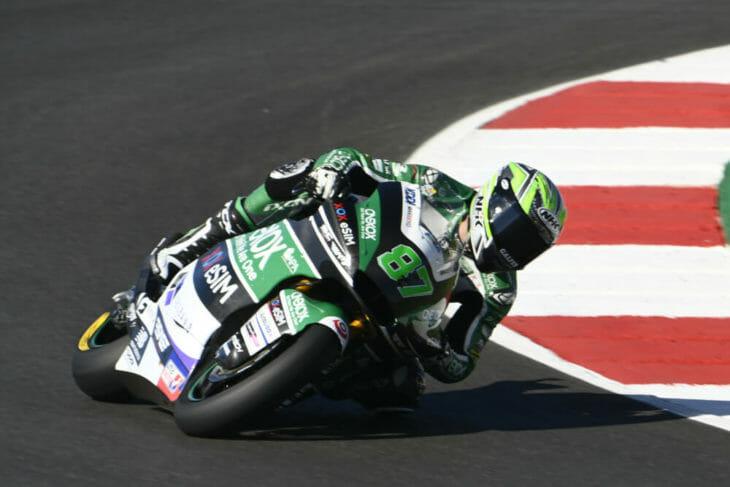 2020 Portuguese MotoGP Gardner takes pole